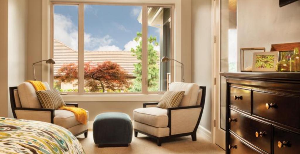 Bay window replacement experts scottish home improvements for Vinyl windows denver