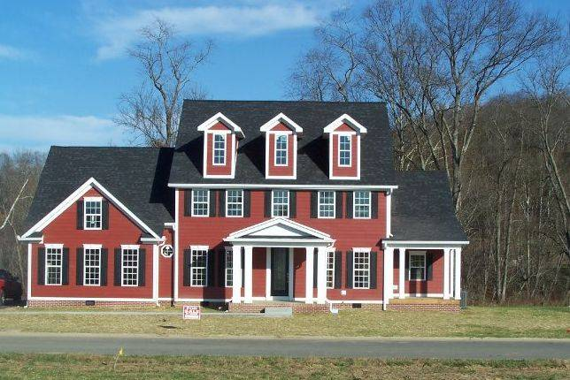 Red Dormers