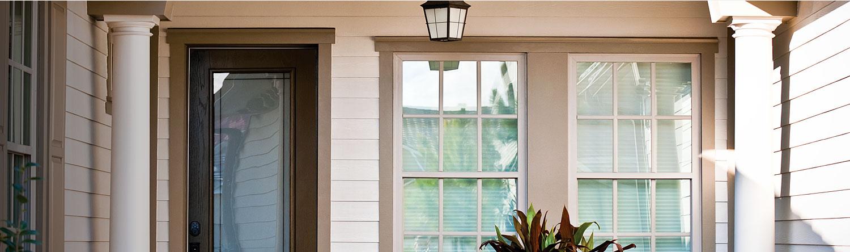 Centennial colorado siding scottish home improvements for Wood windows colorado