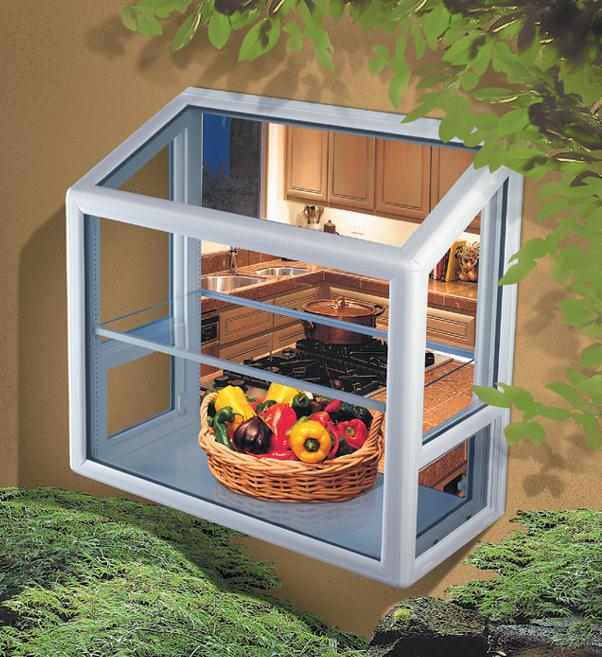 Garden windows scottish home improvements for Garden window replacement