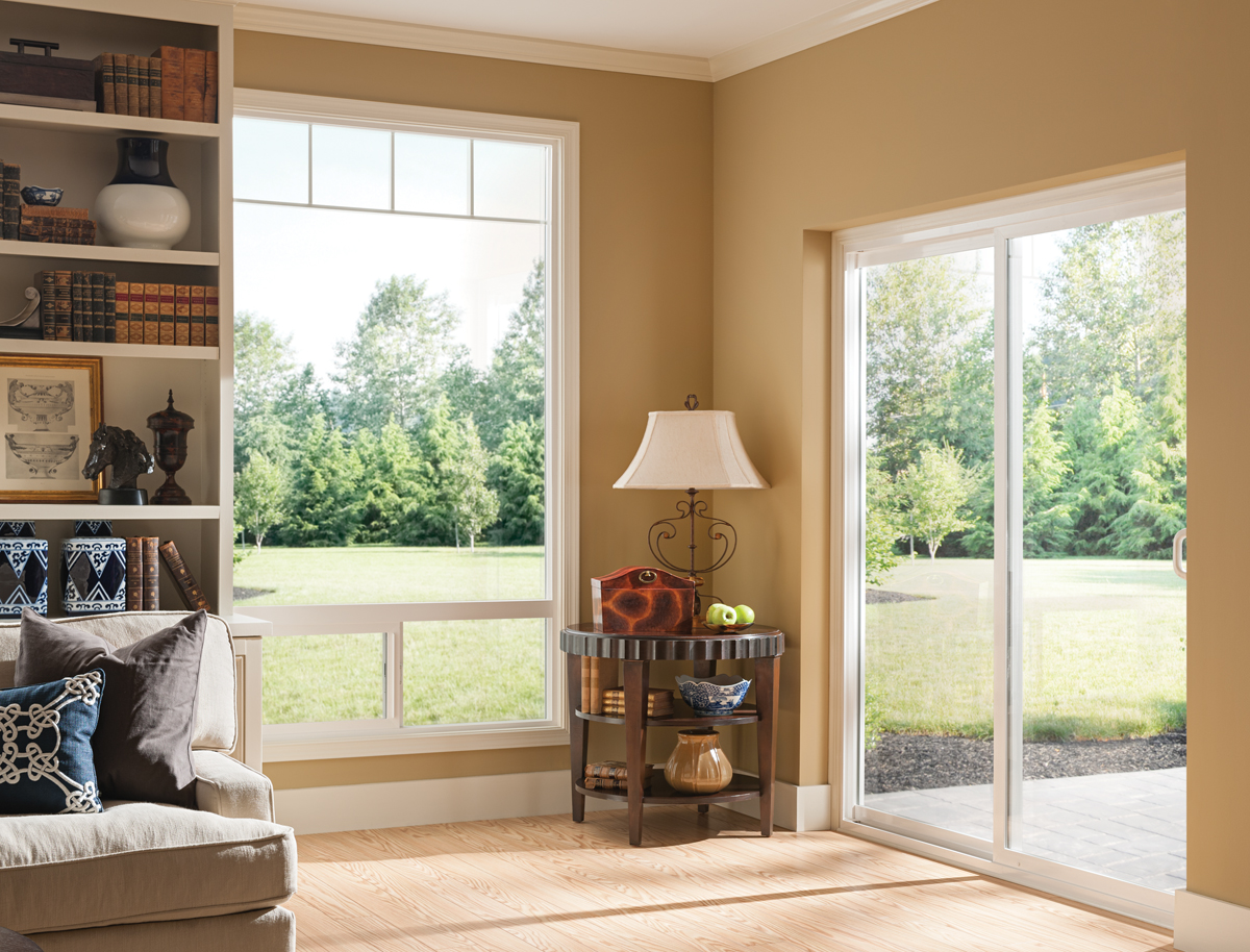 Milgard style line vinyl windows for Milgard vinyl windows