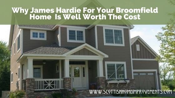 James Hardie Siding For Homes In Denver
