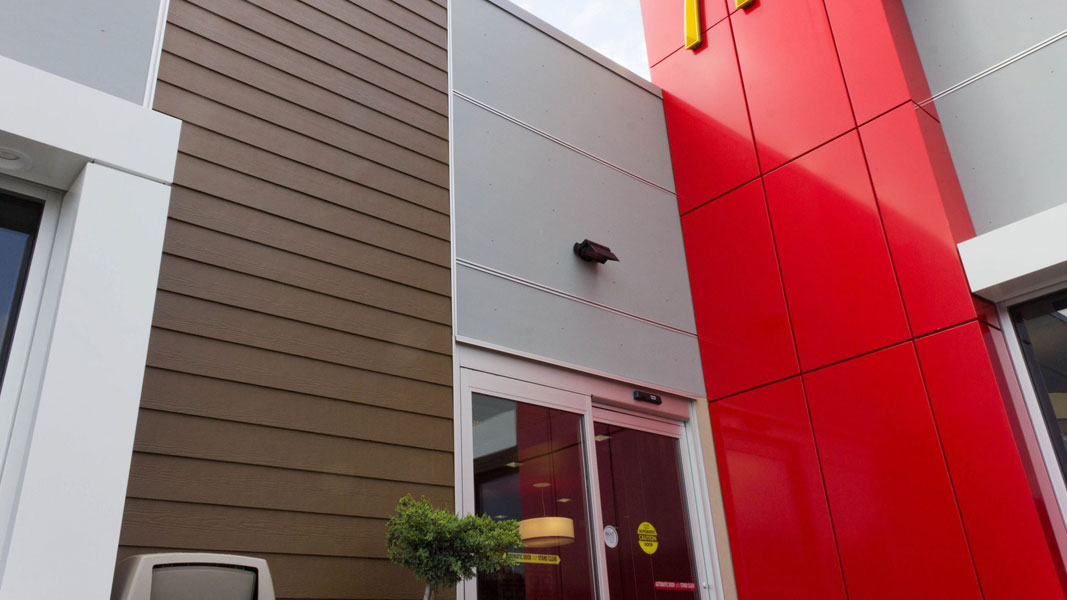 Centennial Allura Panels Fiber Cement Siding Commercial4