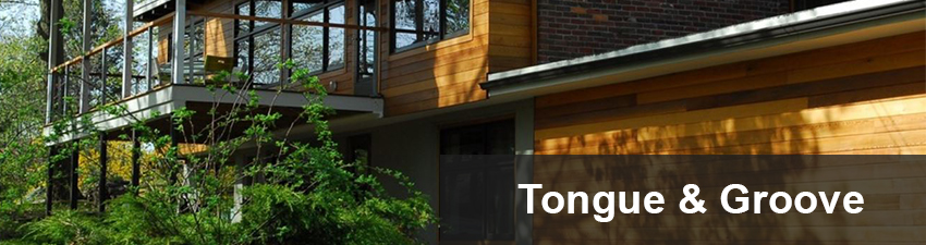 Rocky Mountain Forest Product Tongue And Groove Wood Siding
