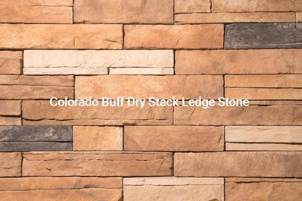 Sunset Stone 174 Dry Stack Ledge Stone Stone Siding