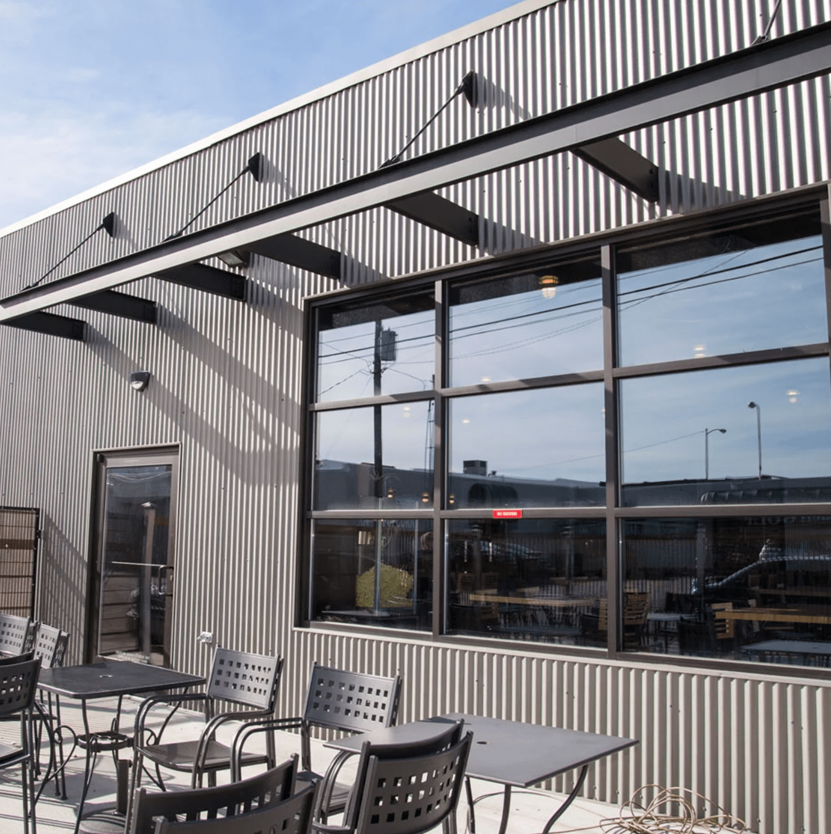 commercial steel siding denver