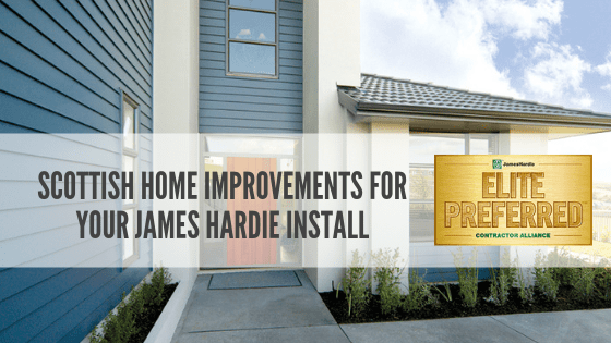 James Hardie Elite Prefered Installer Denver