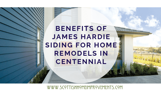 James Hardie For Remodels In Centennial