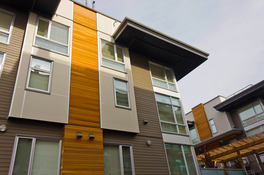 commercial wood siding denver contractor