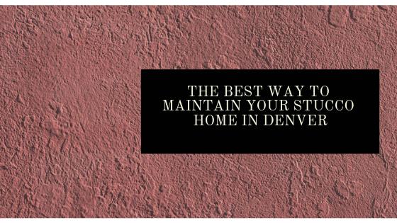 denver home stucco siding alternative
