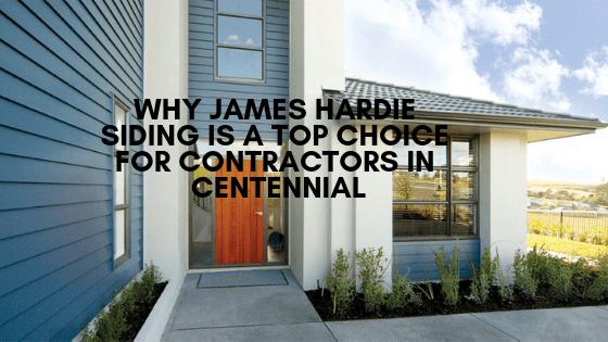 james hardie siding centennial property