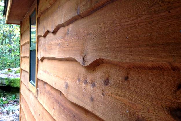 Wood Cedar Siding In Denver