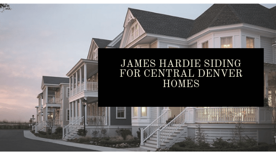 james hardie siding central denver