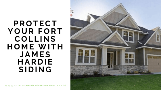 James Hardie Siding in Fort Collins