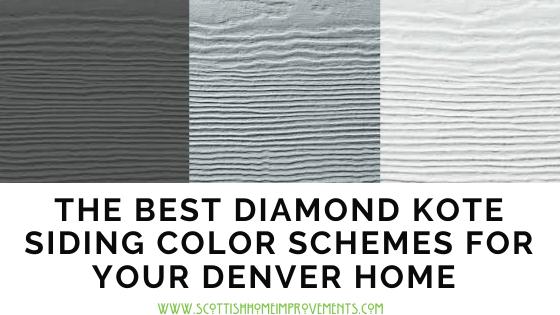 LP Diamond Kote most popular colors 2109 denver