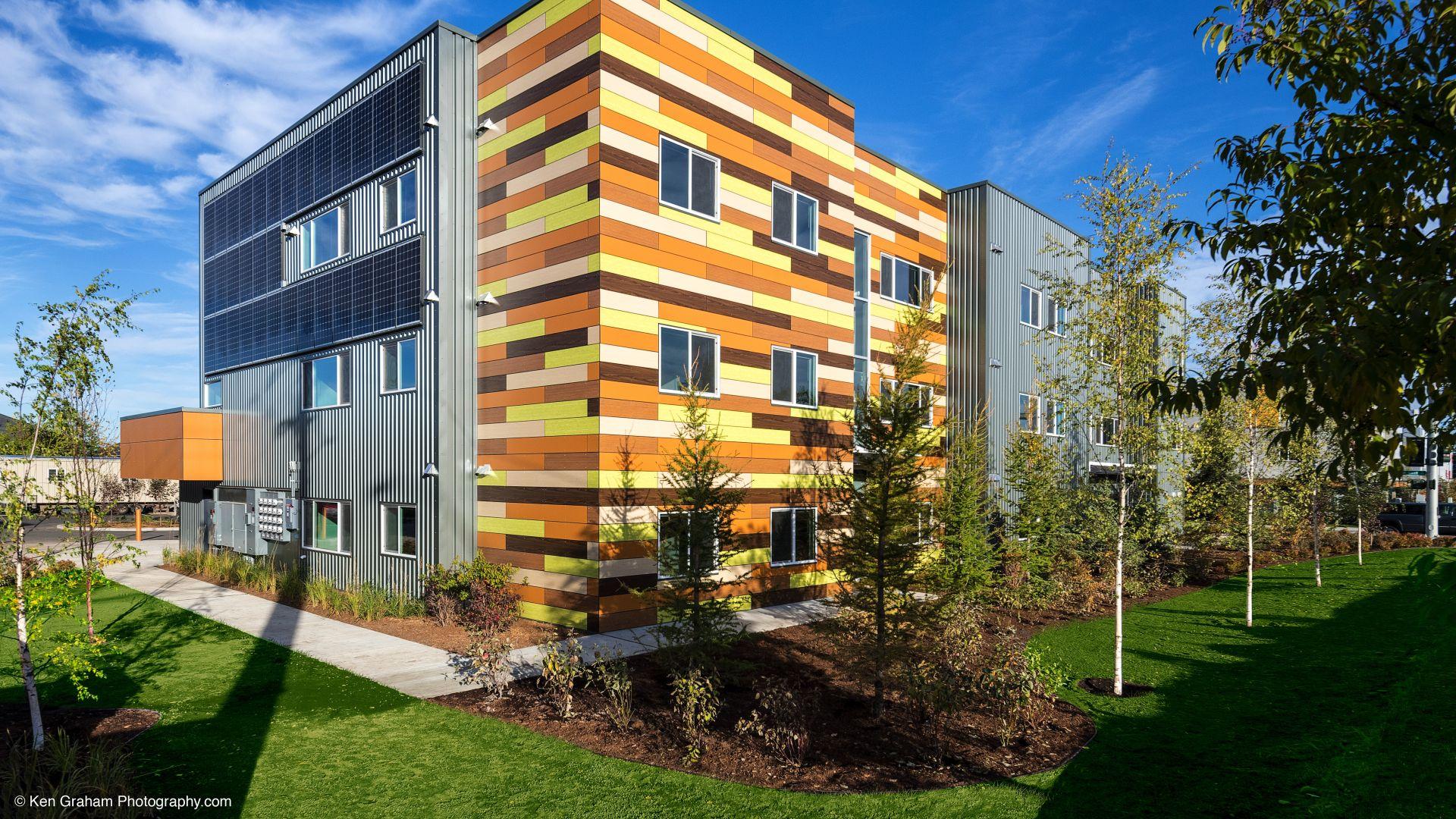stonewood architectural panels denver