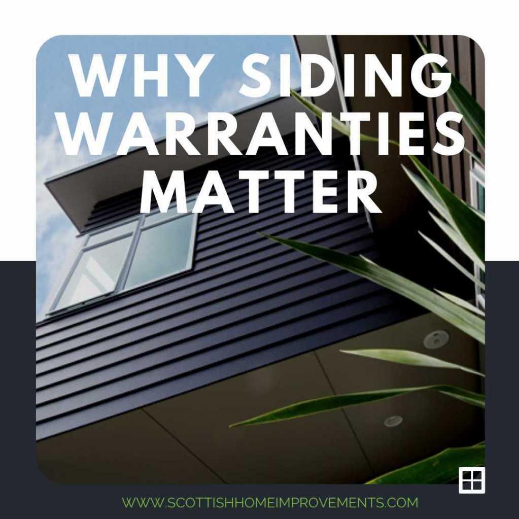 why-siding-warranties-matter